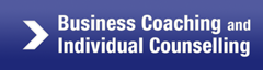 business coaching and individual counselling