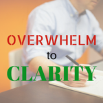 overwhelm to clarity photo