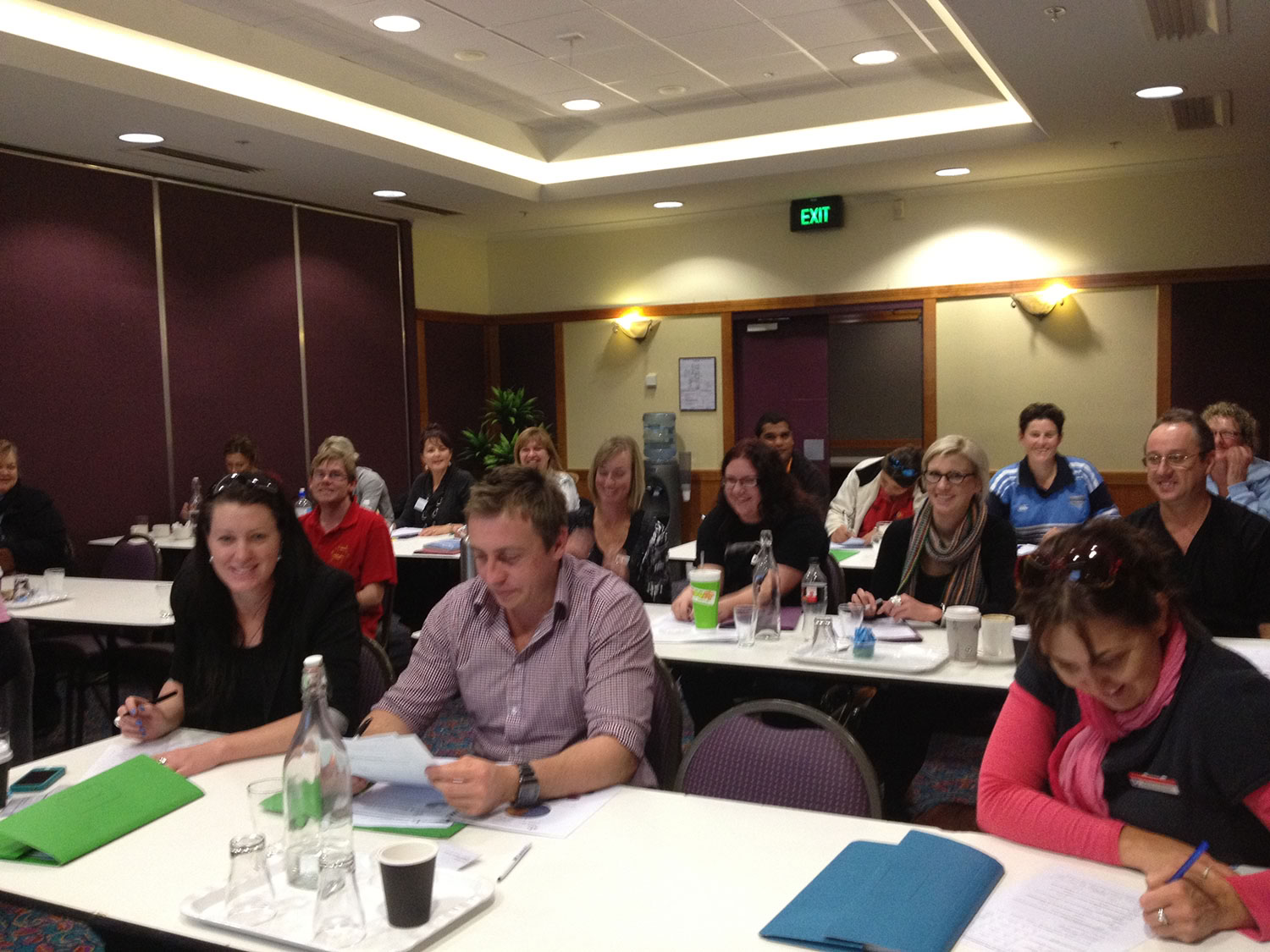 The Accidental Counsellor Training Dubbo 2012