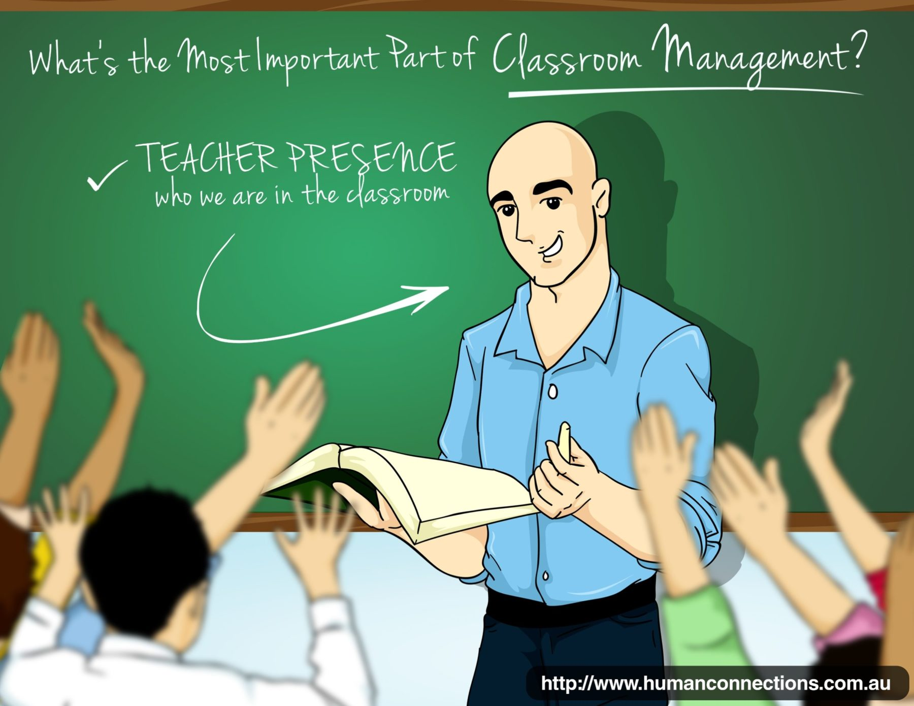 What's The Most Important Part Of Classroom Management?