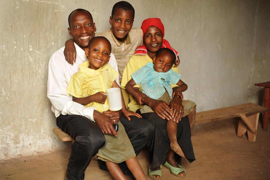 Rwanda Family