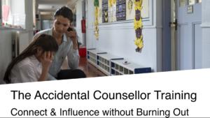 The Accidental Counsellor Bangkok Thailand 2019 @ Brighton College Bangkok | Bangkok | TH
